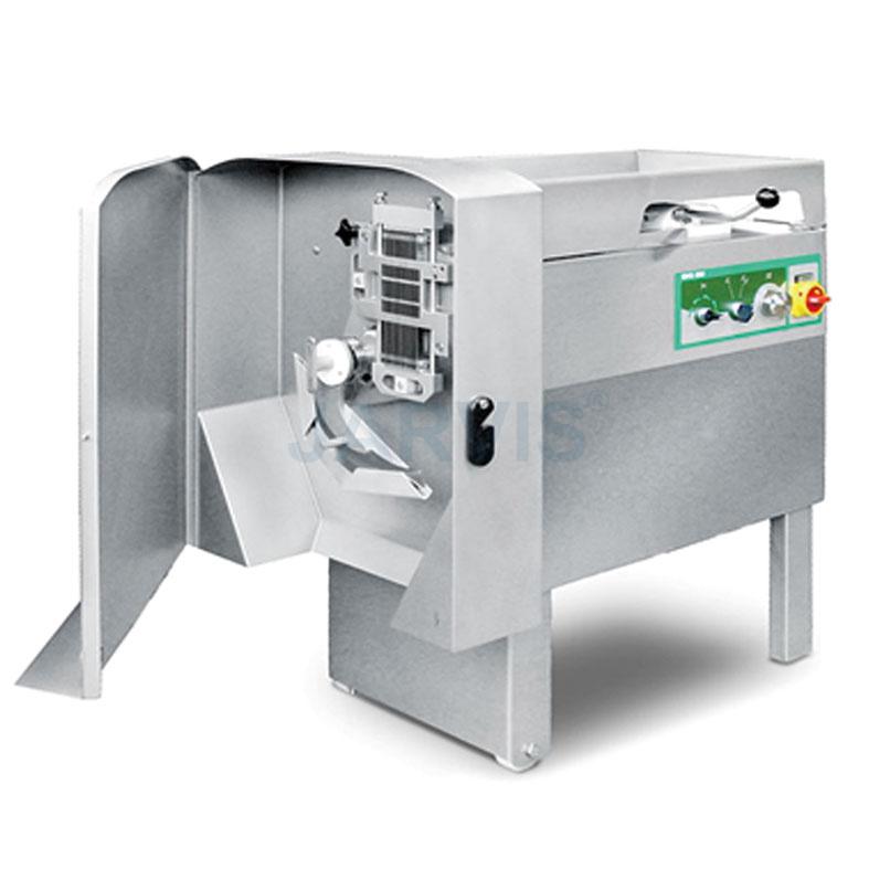 德国MHS 850麻冻鲜肉切丁切丝机