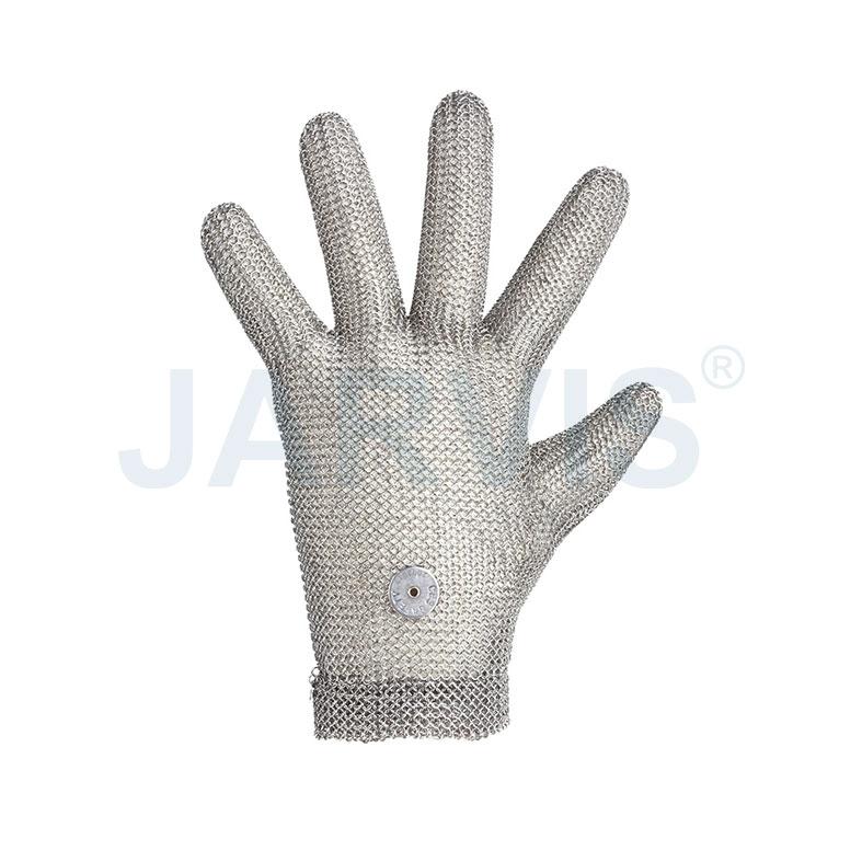 美国 U-SAFE 五指挂钩式 钢丝手套
