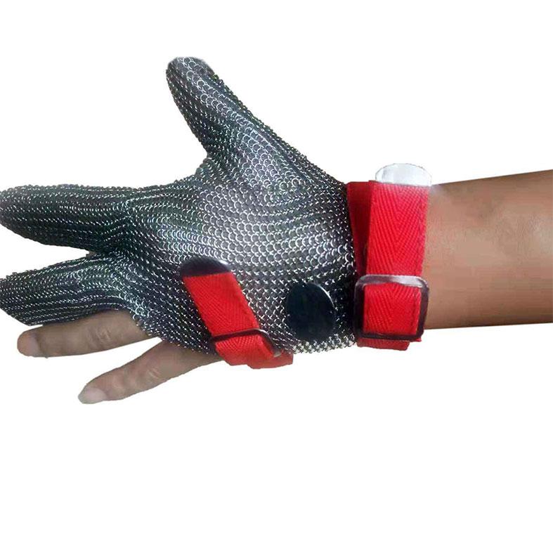 JARVIS三指钢丝手套